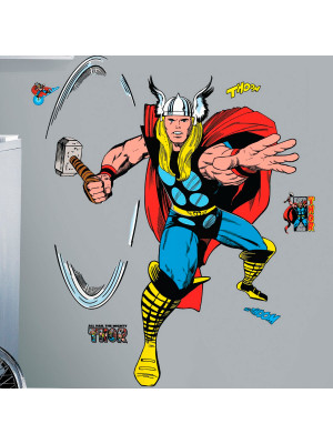 Stickers Géant Thor Comics Marvel