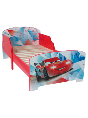 Lit enfant Ice Racers Cars Disney