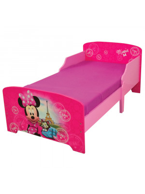Lit enfant Minnie Mouse Disney Paris