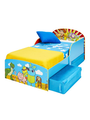 Lit junior 140 cm avec tiroirs Toy Story Disney