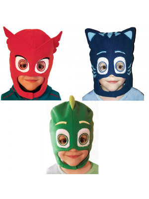 Lot de 3 Masques Pyjamasques