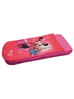 Lit gonflable avec duvet Minnie Mouse de Disney