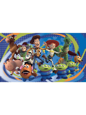 Papier peint Panoramique Surestrip (pose sans colle)  XL Toy Story Disney 320X182 CM