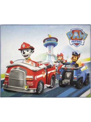 Tapis Pat Patrouille -  to the rescue 95 cm x 125 cm