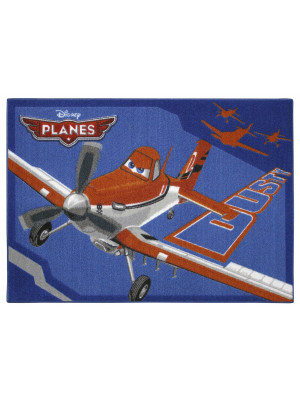 Tapis Dusty Planes Disney Pixar