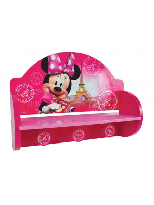 Etagere porte manteau Minnie Mouse DIsney