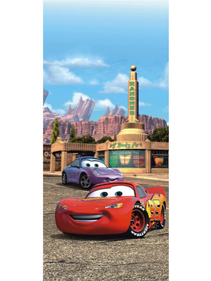 Poster porte Monument Valley Cars Disney intisse 90X202 CM
