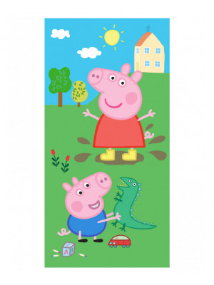 Serviette de bain Peppa Pig Play