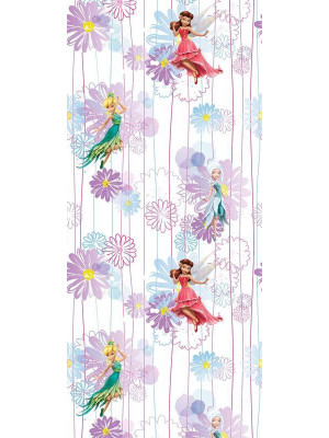 Rouleau Papier peint  Pixie Dust Fée Clochette Disney Fairies