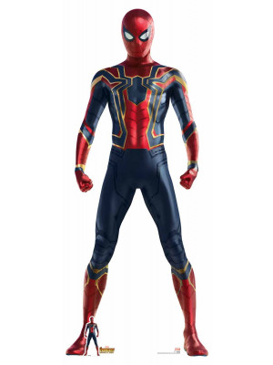 Figurine en carton Spider-man Infinity War Marvel H 172CM