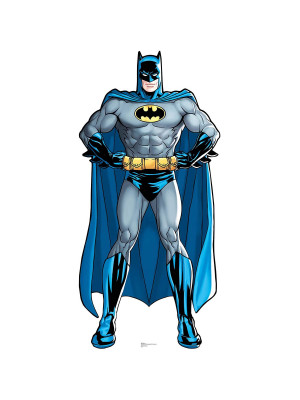 Figurine en carton Batman DC Comics H 195 CM