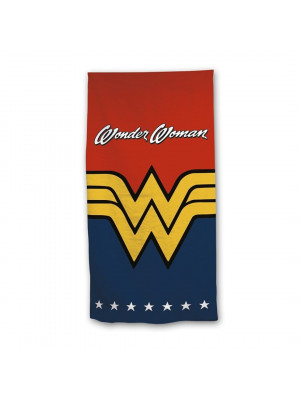 Serviette de bain Wonder Woman