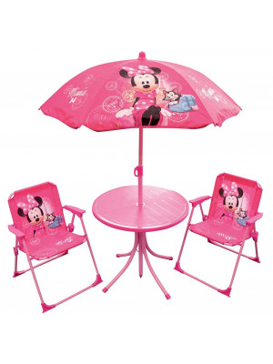 Set de camping enfant Minnie Mouse Disney