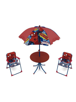 Set de jardin enfant Spiderman Rouge