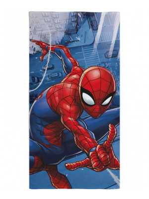 Serviette de bain Spiderman City Marvel
