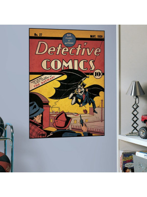 Poster Stickers Batman Detective Dc Comics