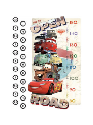 Stickers Toise Cars Disney