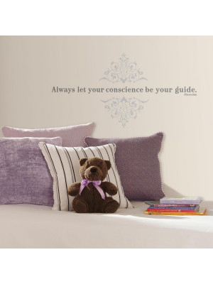 """Stickers phrase Pinocchio """"Always let your conscience be your guide"""" Disney"""