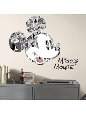 Stickers Géant Mickey Mouse Comics Disney