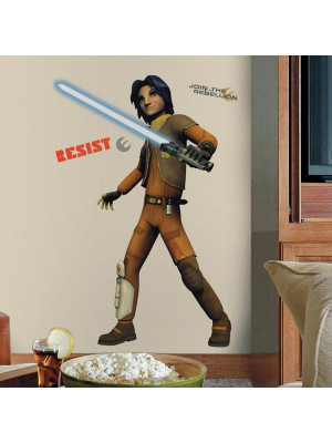 Stickers Géant Ezra Star Wars Rebels