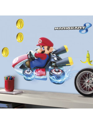 Stickers Super Mario Kart 8 Nintendo