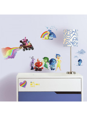27 Stickers Vice Versa Disney Pixar