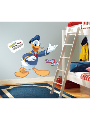 Stickers géant Donald Duck Disney