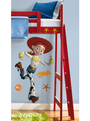 Stickers géant Jessie Toy Story Disney