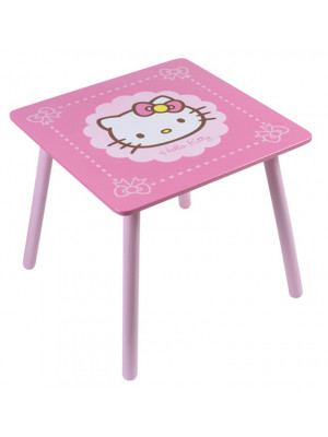 "Table carrée Hello Kitty ""Bow"""