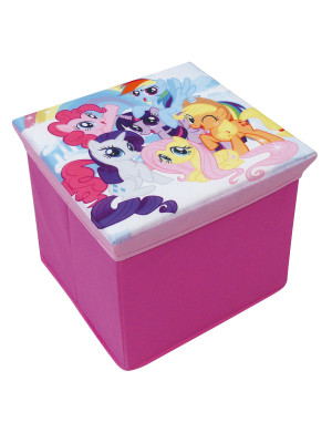 Tabouret de rangement My Little Pony