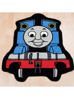 Tapis forme Thomas le Train