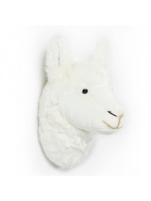 Trophée Peluche Lama Wild and Soft