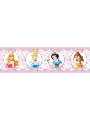 Frise 4  Princesses Disney