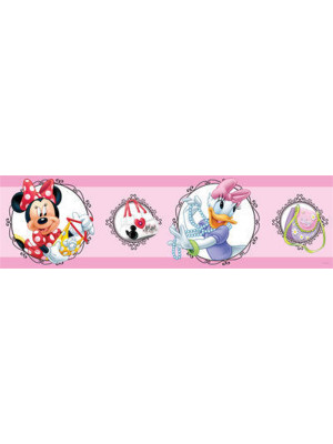 Frise Daisy & Minnie Disney