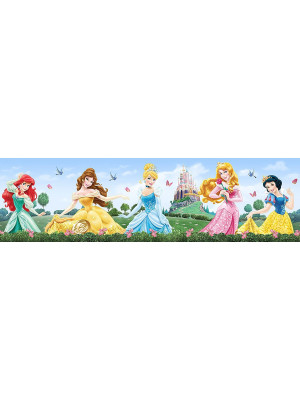 Frise 5 Princesses Disney