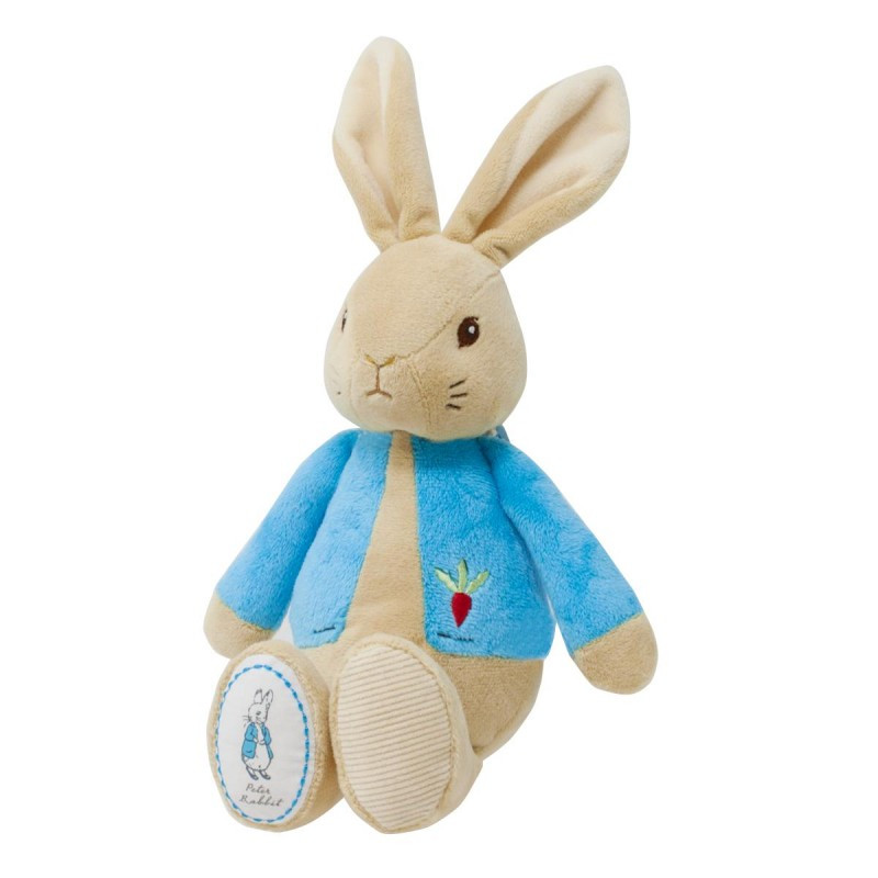 Peluche 31cm Mon Premier Pierre Lapin, collection originale