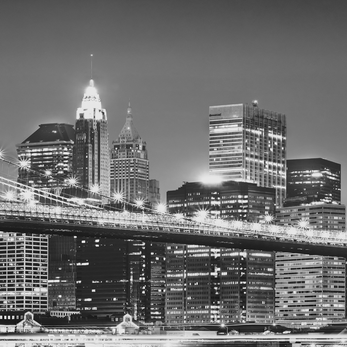 Brooklyn Bridge Photo murale - 368 x 127 cm