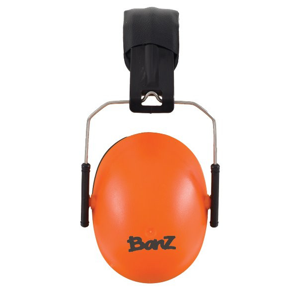 Casque anti-bruit enfant Orange Banz