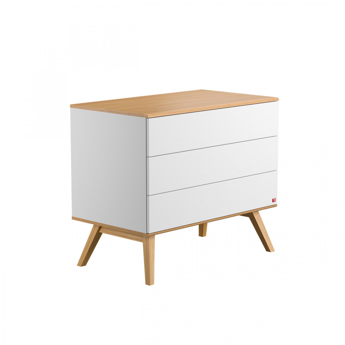 commode blanche collection nature de Vox