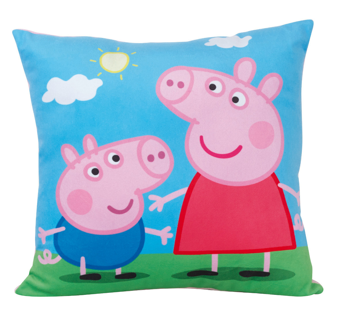 Coussin Carré Peppa Pig