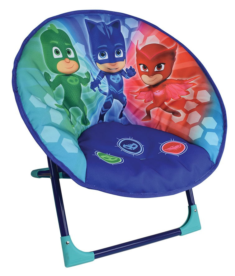fauteuil rond pyjamasques