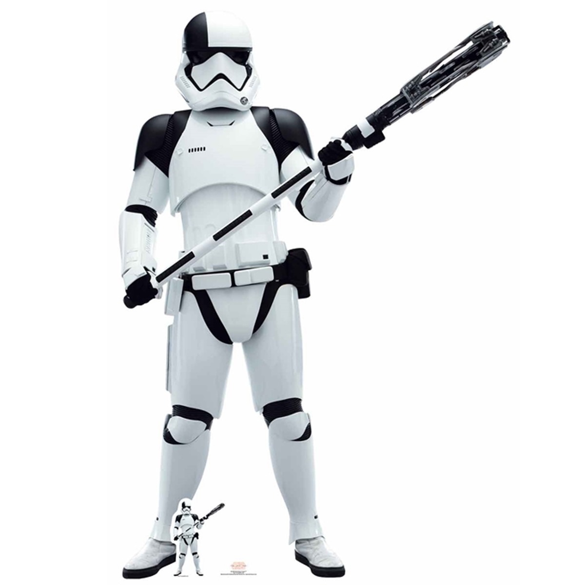 Figurine en carton taille réelle Executioner Trooper Star Wars