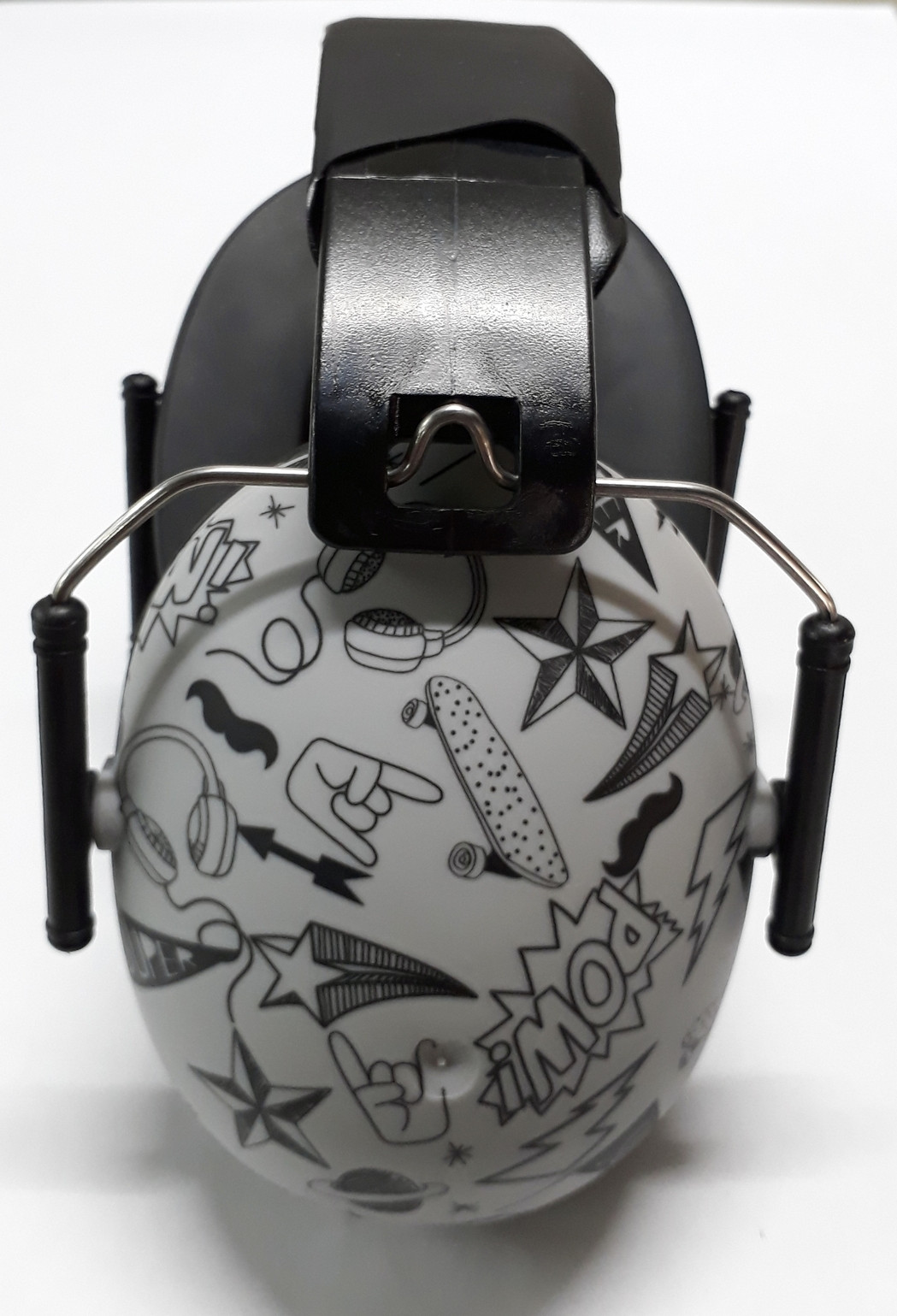 Casque anti-bruit enfant Graffiti Banz