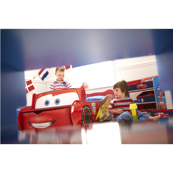 Lit Flash McQueen Cars Disney + Matelas