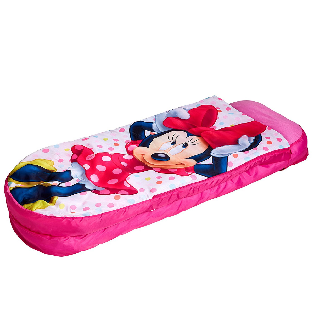 Lit gonflable d'appoint ReadyBed Minnie Mouse Disney