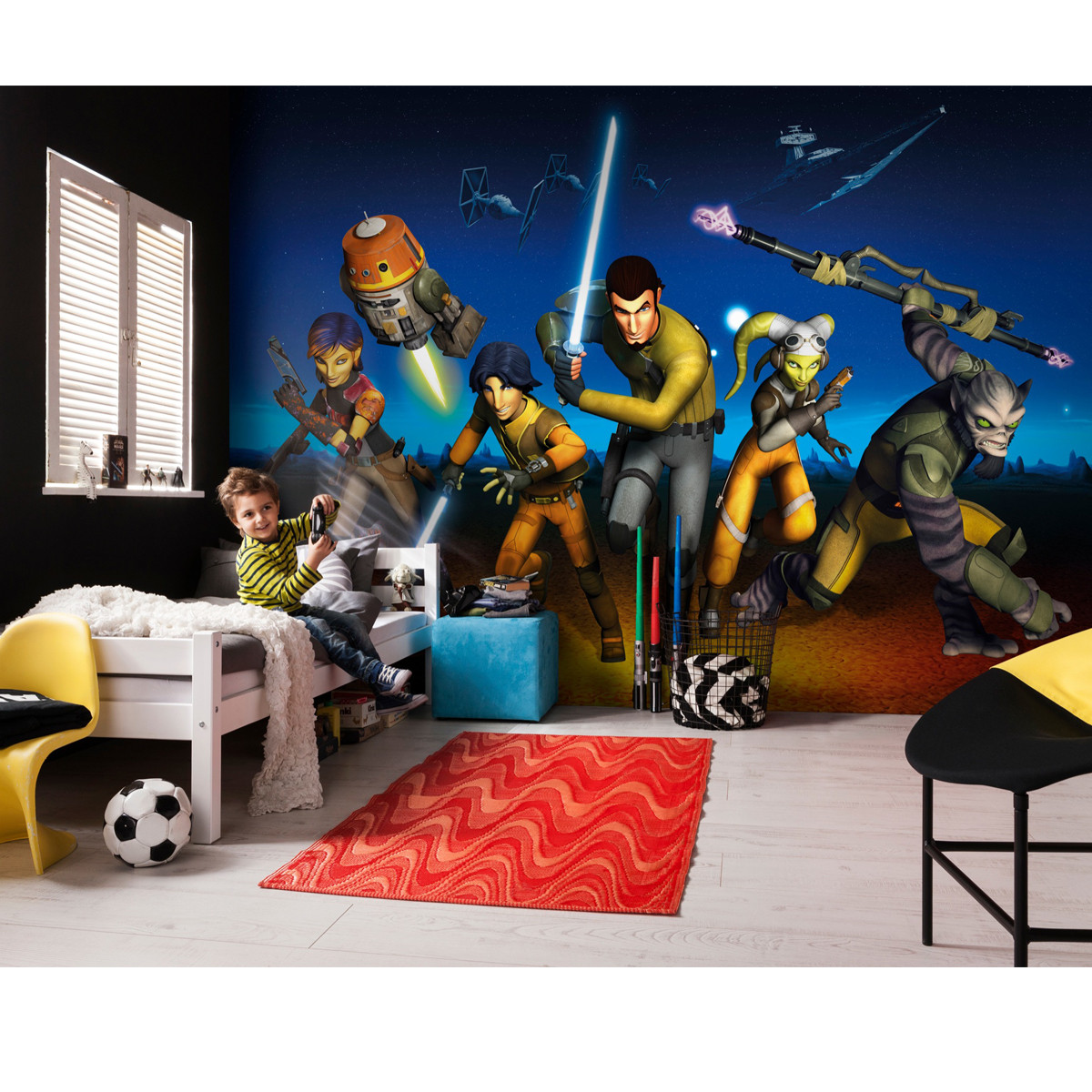 Papier Peint Star Wars Rebels