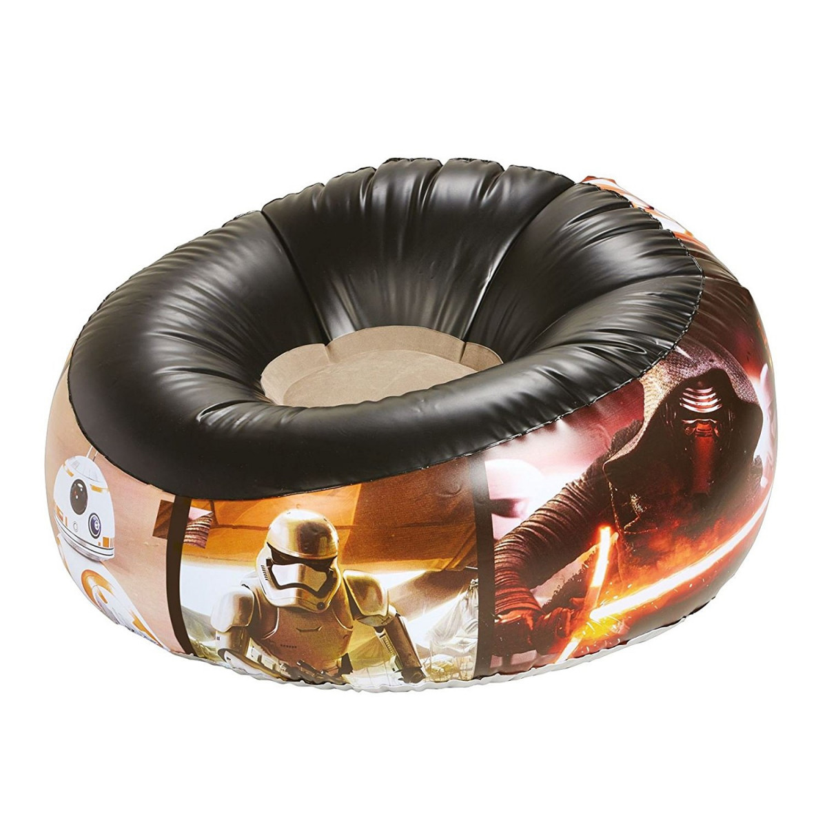 Pouf gonflable Star Wars