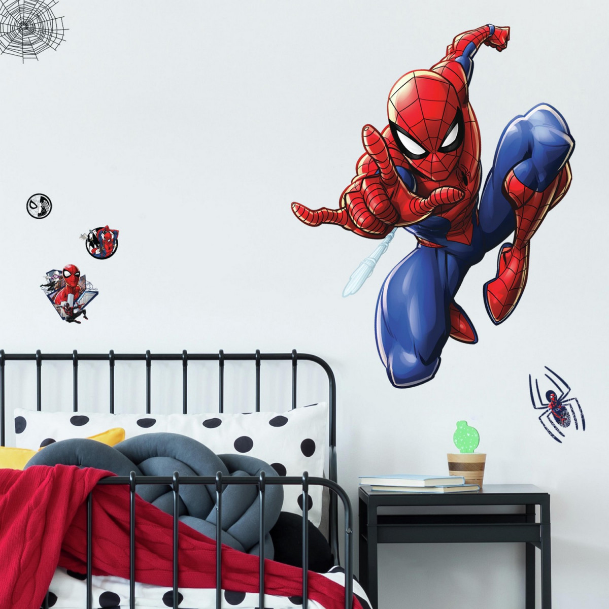 Stickers Géant Spiderman Marvel