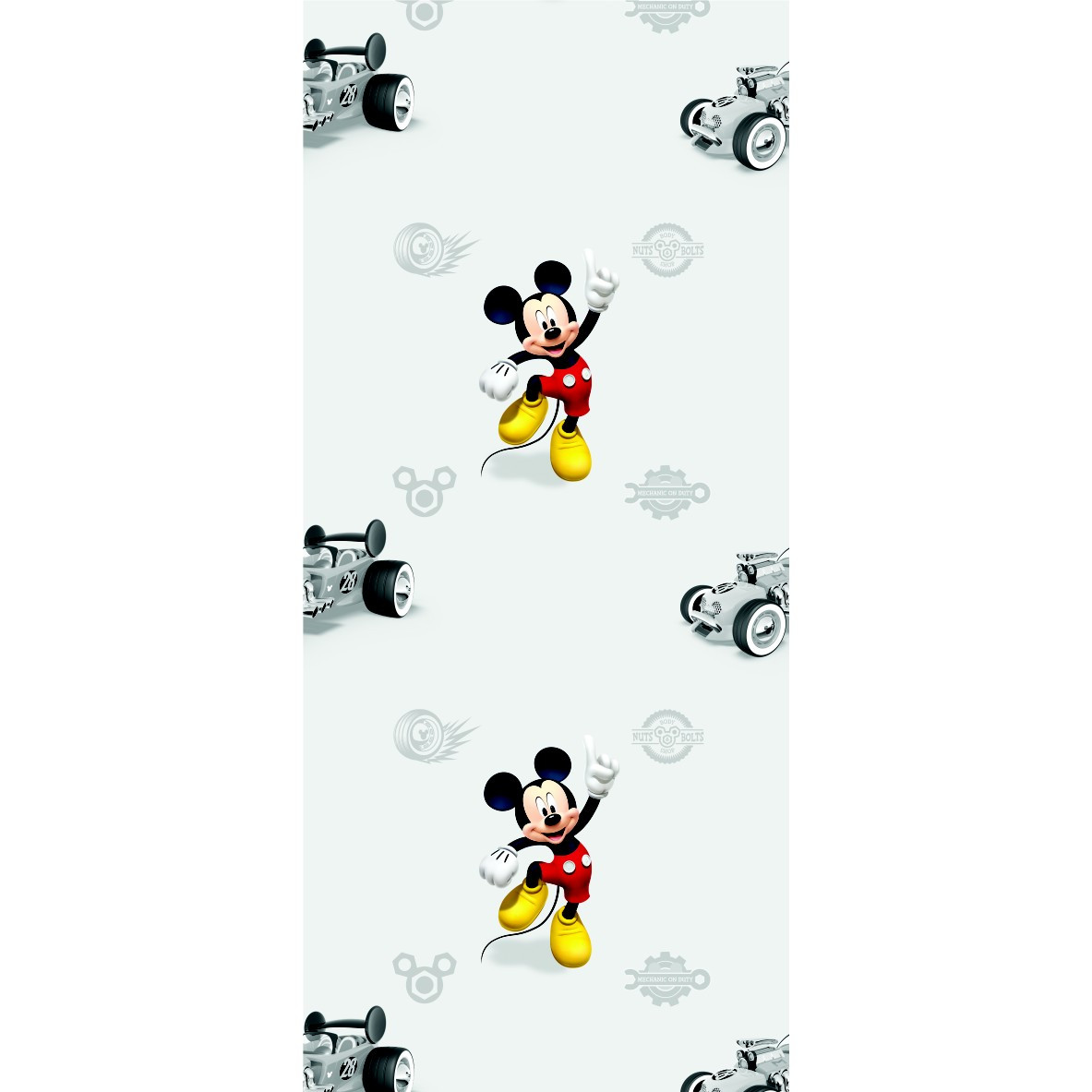 Papier peint Mickey Mouse Disney