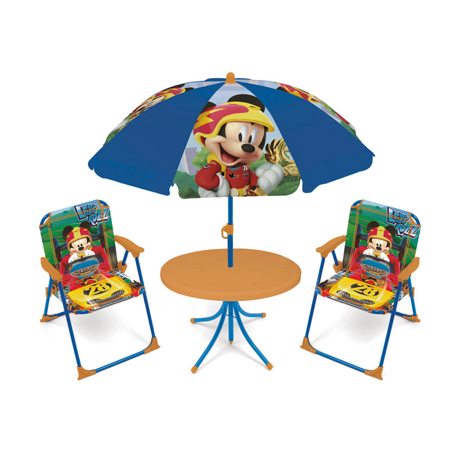 Set de jardin Bleu enfant Mickey Mouse Disney